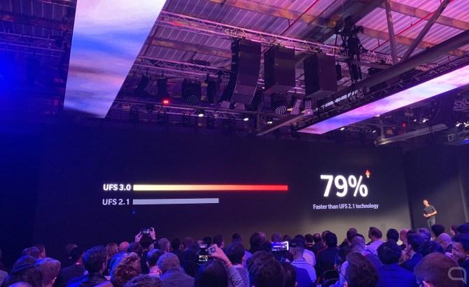 UFS 3 OnePlus 7 y 7 Pro
