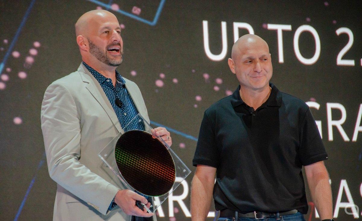 Oblea Intel Skylake-U en 10nm
