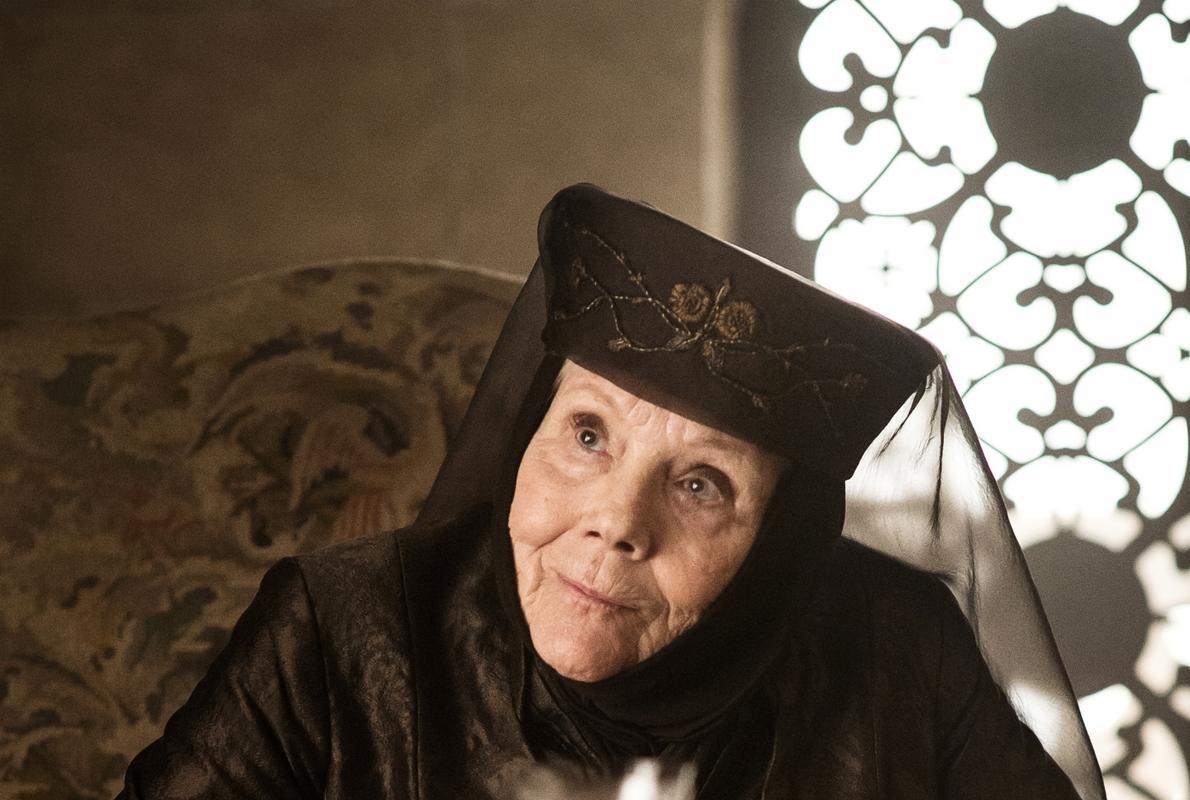 Diana Rigg: fallece la actriz que inmortalizó a Olenna Tyrell