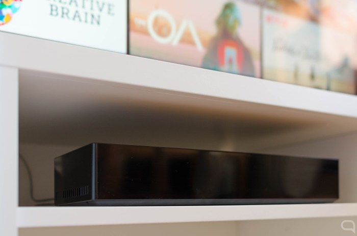 One Connect del Samsung QLED Q900R