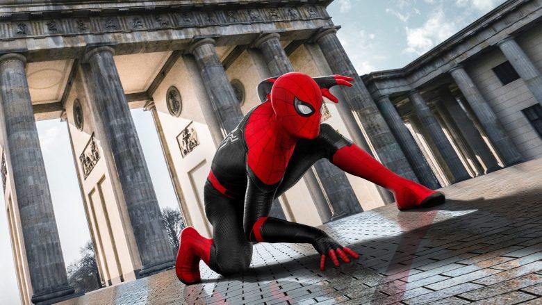 Spider-Man Marvel Dsiney