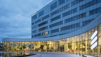 Sede de Ericsson en Kista, Suecia