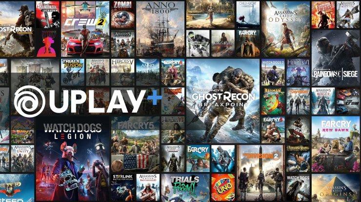 Ubisoft - Uplay+
