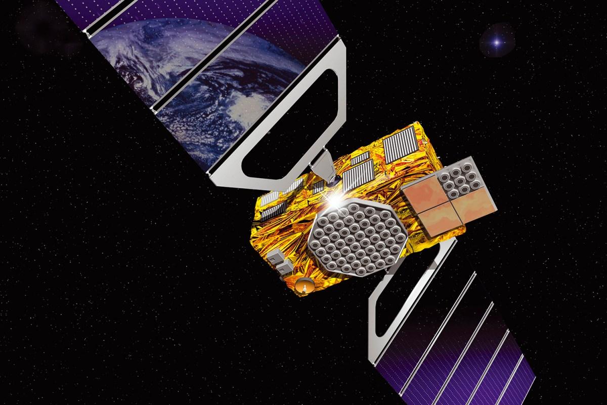 Satélites GPS Galileo