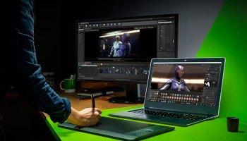 Portátil Nvidia Studio