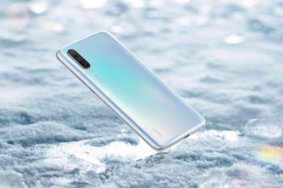Xiaomi CC9 en color blanco