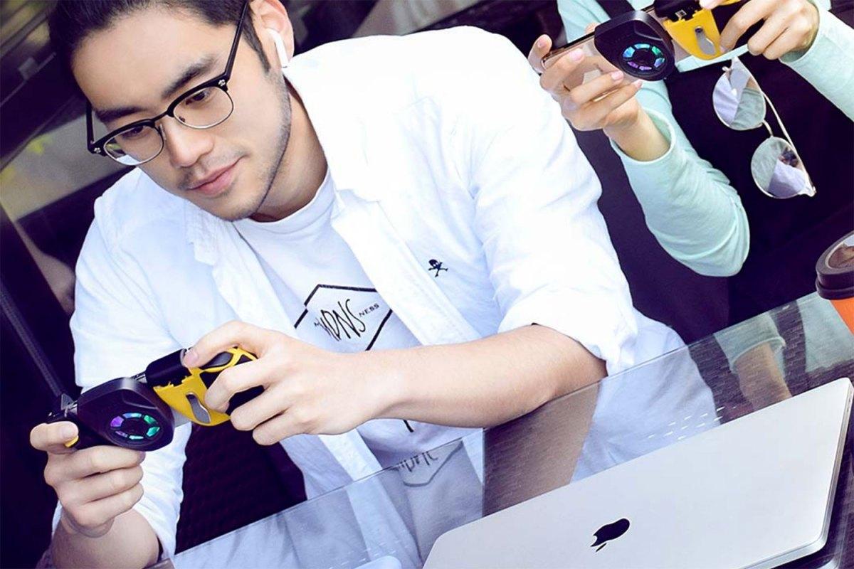 Ventilador móvil Xiaomi