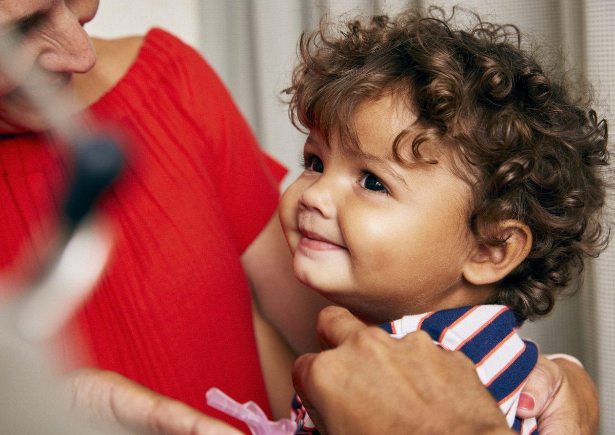 Vacunas en niños