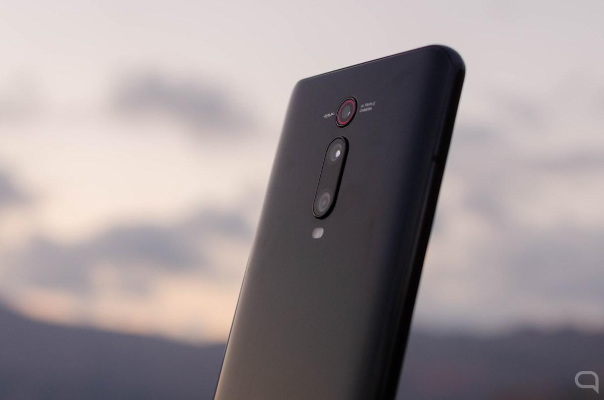 Cámaras del Xiaomi Mi 9T Pro