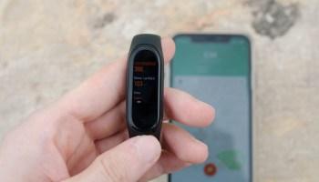 Xiaomi Mi Smart Band 4 App