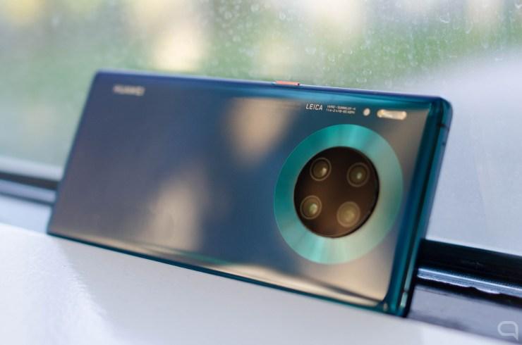 Cámaras del Huawei Mate 30 Pro