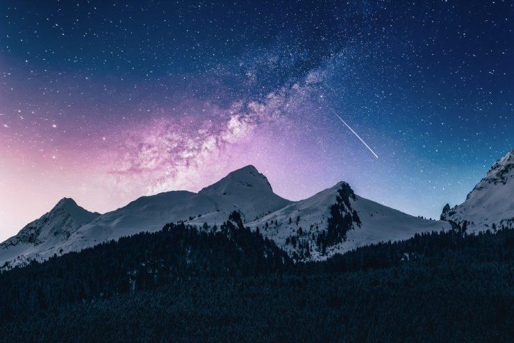 astronomía, cielo