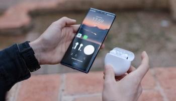 Huawei Mate 30 Pro y FreeBuds 3