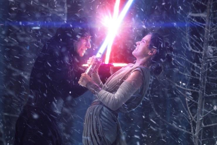 Fotograma de Star Wars: El ascenso de Skywalker