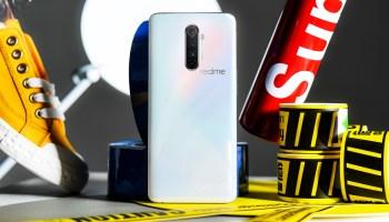 Imagen del Realme X2 Pro en blanco
