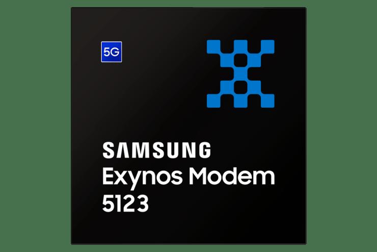 Samsung Exynos 5123 Modem 5G