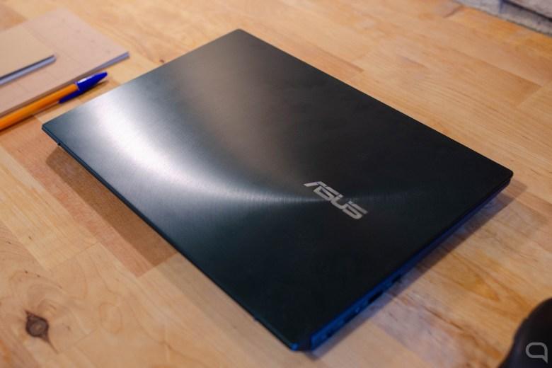 Diseño del Asus ZenBook Duo