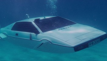 Vehículo Wet Nellie de James Bond en la película 'La espía que me amó'