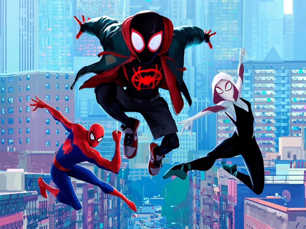 SpiderMan: Un nuevo universo