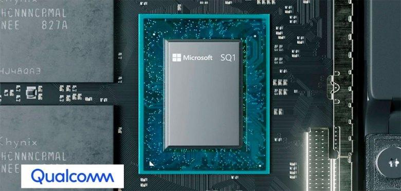 Qualcomm Microsoft SQ1