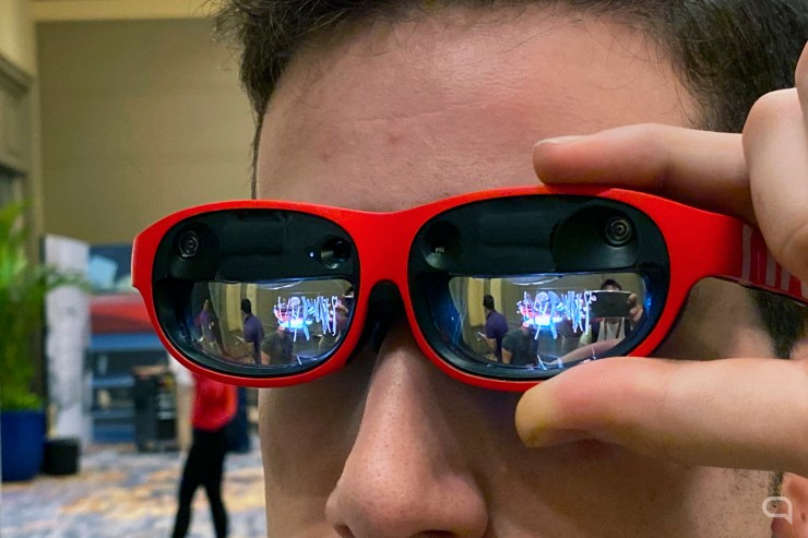 Gafas de realidad mixta Nreal Light