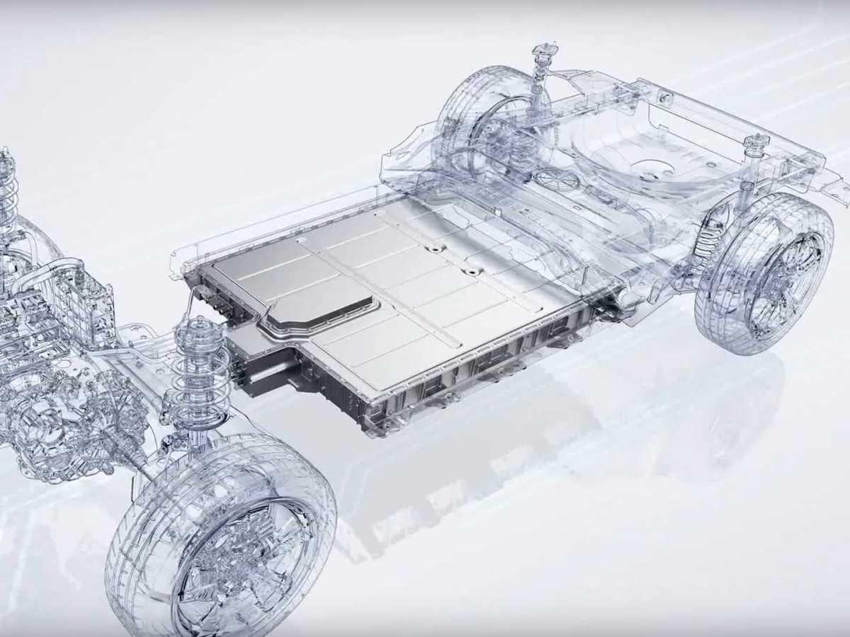 Batería vehículos eléctricos
