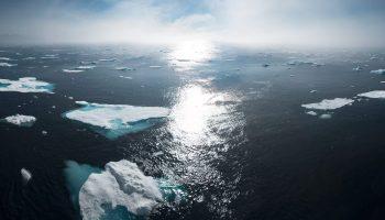 cambio climático, glaciares, Groenlandia Facebook