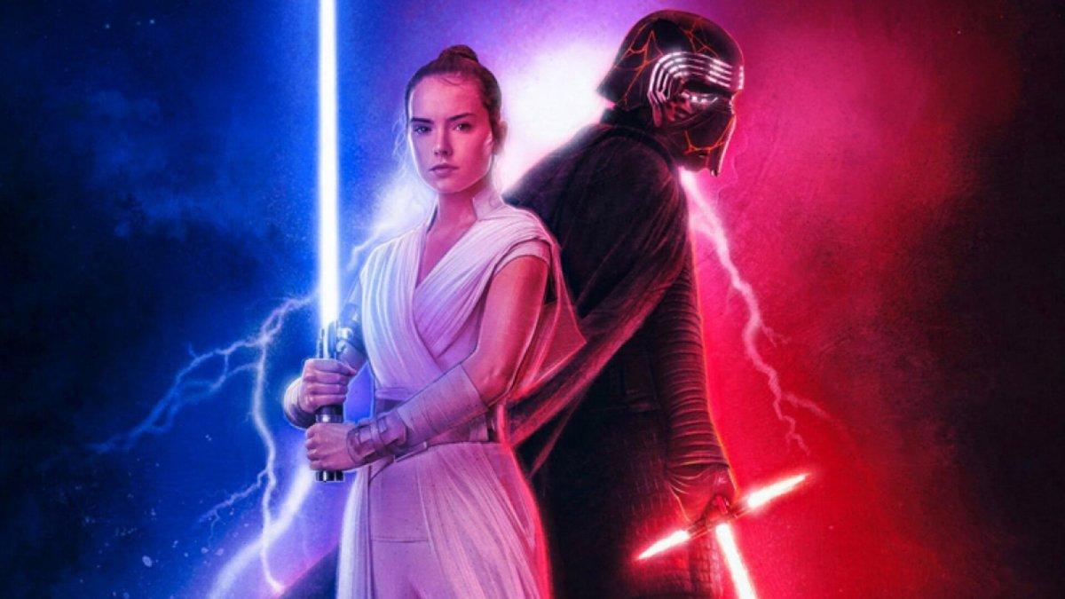 Cartel de Star Wars: el Ascenso de Skywalker