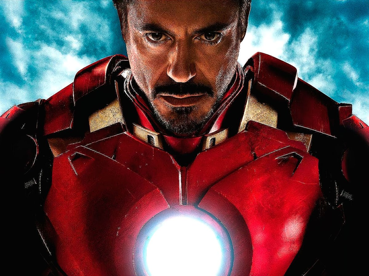 tony stark iron man avengers