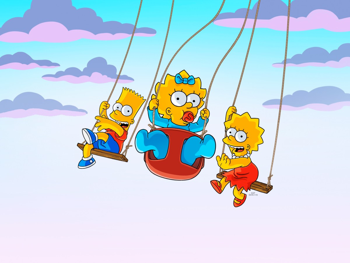 Disney Plus - Los Simpson