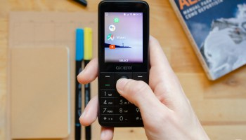WhatsApp, YouTube, Facebook y Google Maps, en el Alcatel 3088 con KaiOS