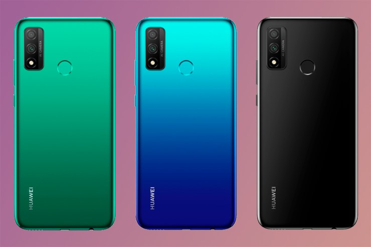 Colores del Huawei P Smart 2020
