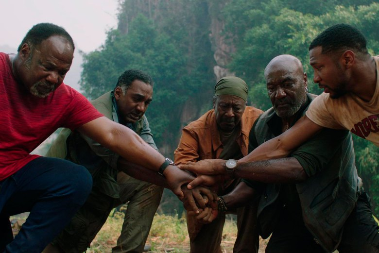 da 5 bloods spike lee netflix crítica