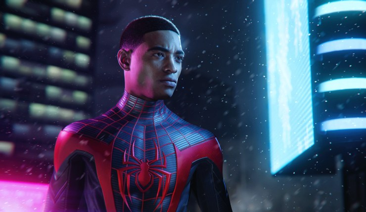 Spider-Man: Miles Morales de PS5