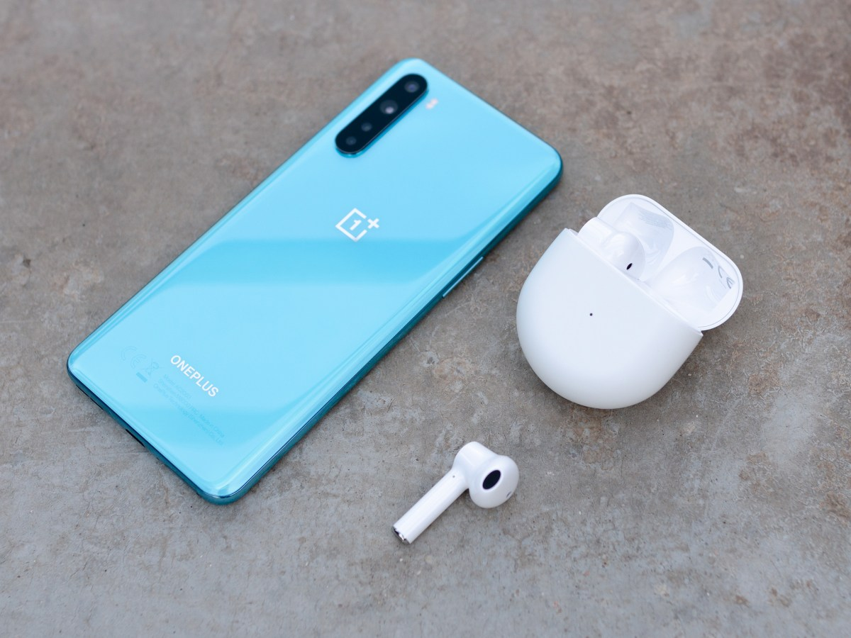 OnePlus Nord y OnePlus Buds