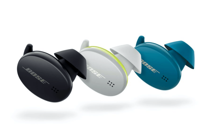 Bose Sports Earbuds.