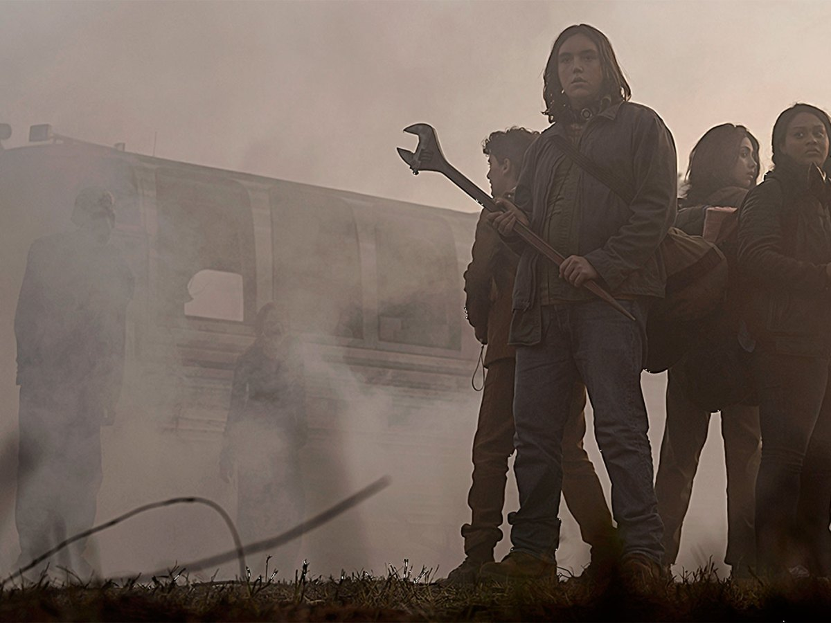 the walking dead: world beyond 1x02 the blaze of gory recap