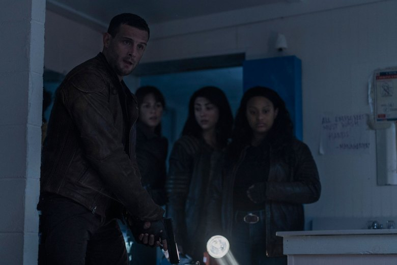 the walking dead: world beyond 1x07 truth or dare recap