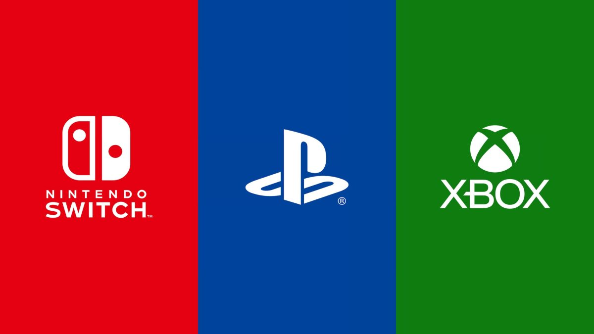 Nintendo, PlayStation y Xbox