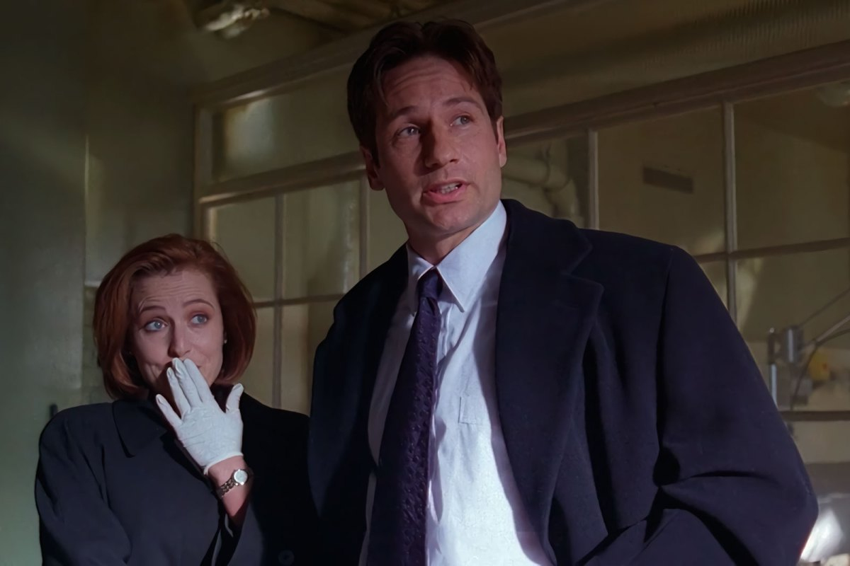 the x-files mejor episodio humor