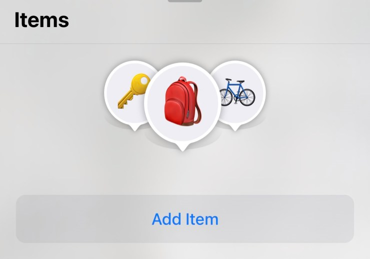 Find My Apple AirTags