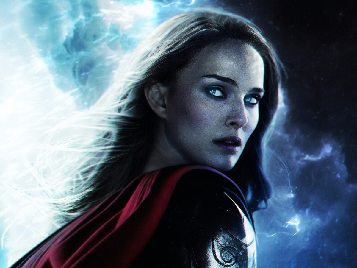 Natalie Portman en Thor: Love and Thunder