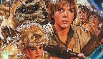Star Wars Ewoks: Battle for Endor