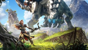 Horizon Zero Dawn de PlayStation