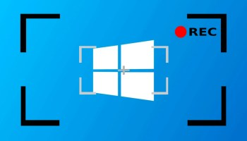 Grabar pantalla en Windows 10