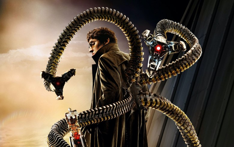Alfred Molina será el Doctor Octopus en Spider-Man: No Way Home