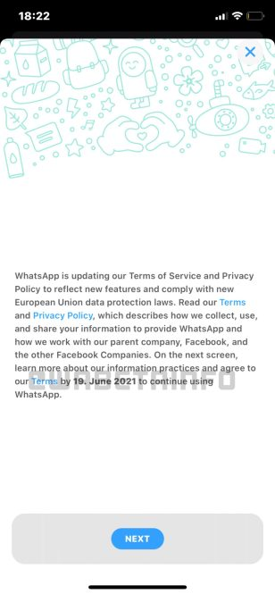 WhatsApp postpones terms and conditions in Germany and Argentina