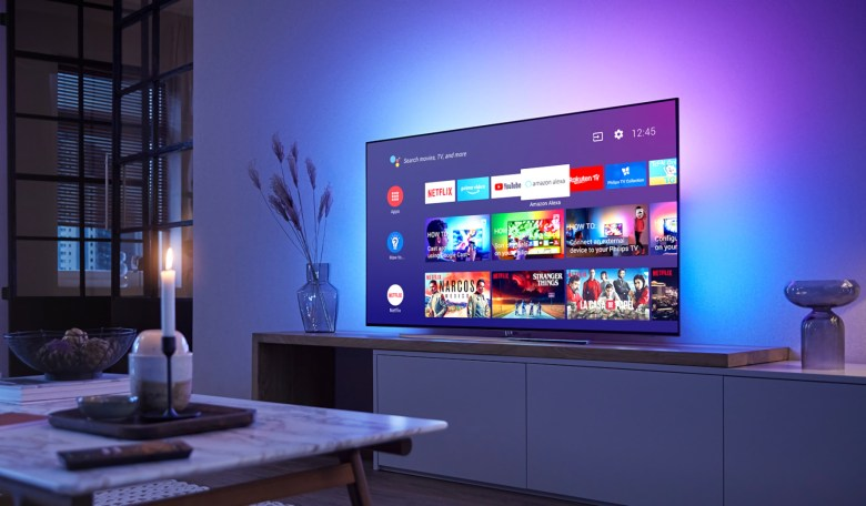 Apple TV llega a Android TV