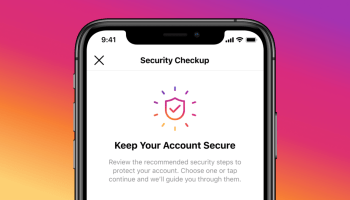 Instagram Security Checkup