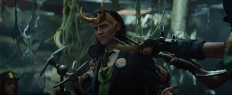 These were the Nexus events of the new Loki variants